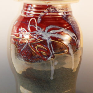 Handmade Ash Urn